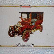 Postales: POSTAL DE COCHE DAIMLER 1905.. Lote 139497450