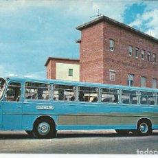 Postales: POSTAL AUTOCARES POU - GARRIGOLAS (GERONA) - AÑO 1968. Lote 140327962