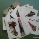 Postales: LOTE POSTALES AUTOMOVILES ANTIGUOS. Lote 147903626