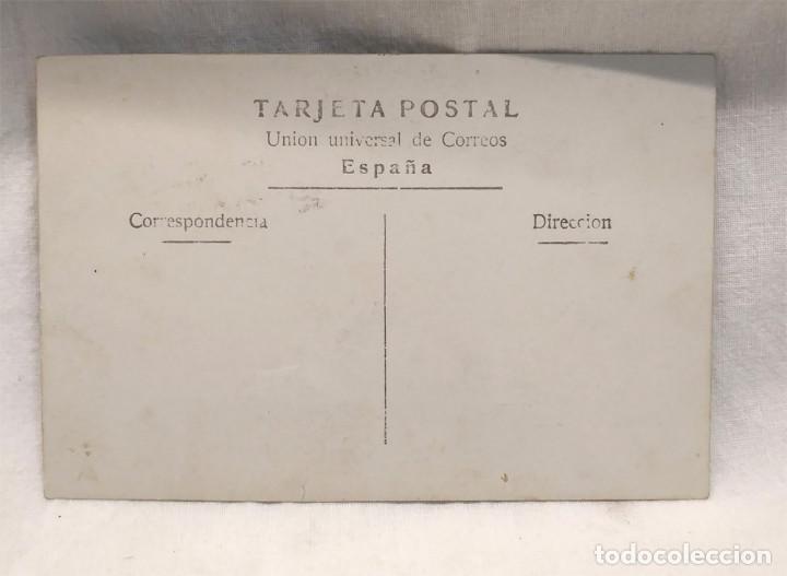 Postales: Paseo Familiar Coche Postal Fotografica años 20, no circulada - Foto 2 - 148516178
