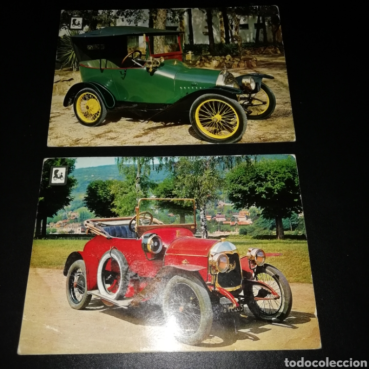 Postales: Lote postales coches - Foto 1 - 150493241