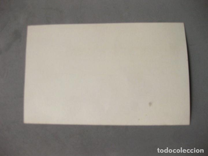 Postcards: POSTAL PUBLICITARIA DE CARROCERIAS COMINCHES CISCAR. ALCOY. ZARAGOZA. AUTOBUS MERCEDES - Foto 2 - 150953362