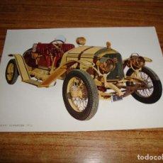 Postales: (ALB-TC-33) POSTAL TEMA COCHE COCHES NUEVA. Lote 152064466