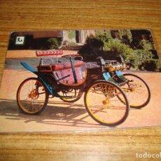 Postales: (ALB-TC-33) POSTAL TEMA COCHE COCHES ESCRITA NO CIRCULADA. Lote 152064646