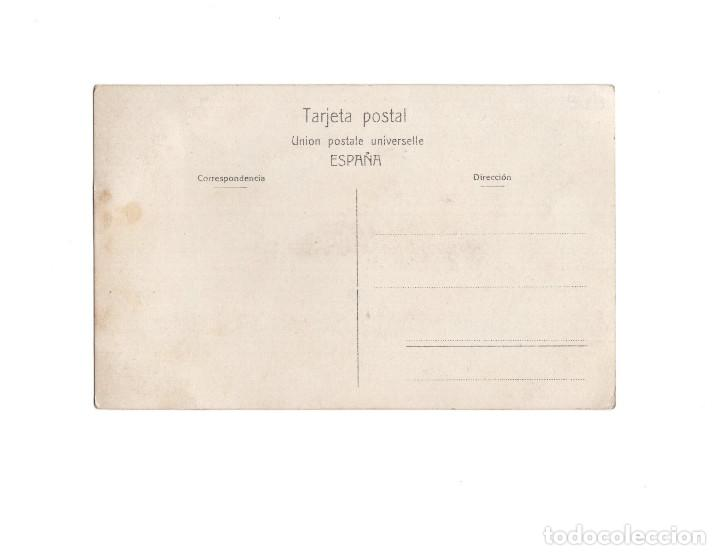 Postales: COCHE DE CABALLOS, DILIGENCIA.- POSTAL FOTOGRÁFICA - Foto 2 - 155018014