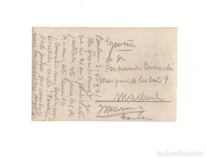 Postales: LLOYD. AUTO RUNDFAHRT. RECORRIDO EN COCHE POR BERLIN. POSTAL FOTOGRÁFICA - Foto 2 - 155019250