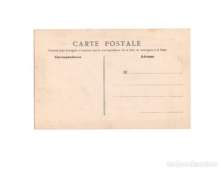 Postales: DION-BOUTON & CIA.- EL SEÑOR DION SOBRE SU TRICICLO DE VAPOR 1887 - Foto 2 - 204525110