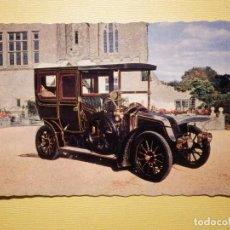 Postales: POSTAL COCHES DE ÉPOCA - CLÁSICOS - VETERAN CARS - J. SALMON LTD - HOLLAND - RENAULT 1906 20/30 H.P.. Lote 159012190