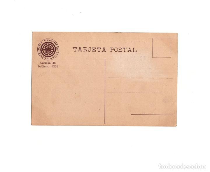 Postales: AUTOMOVIL KING. MODELO D. 24 H.P. 8 CILINDROS. PUESTA EN MARCHA ALUMBRADO Y BOCINA ELÉCTRICA. - Foto 2 - 160361322