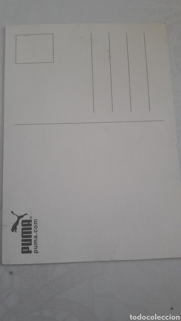 Postales: Puma oficial Ferrari coches - Foto 2 - 160445001