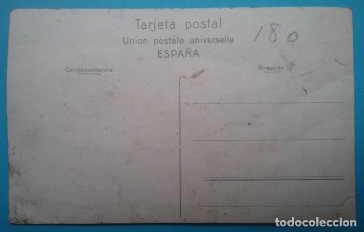 Postales: MOTOCICLETA CARRERA POSTAL FOTOGRÁFICA ESPAÑA SIN IDENTIFICAR AÑOS 30 - Foto 3 - 160617978
