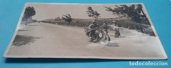 Postales: MOTOCICLETA CARRERA POSTAL FOTOGRÁFICA ESPAÑA SIN IDENTIFICAR AÑOS 30 - Foto 6 - 160617978