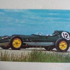 Postales: 1958. LOTUS-CLIMAX 16 POSTAL, COCHE AUTOMOVILISMO O FORMULA 1. F1, POSTCARD THE DONINGTON COLLECTION. Lote 161187398