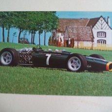 Postales: 1966 BRM P83 POSTAL, COCHE AUTOMOVILISMO O FORMULA 1. F1, POSTCARD THE DONINGTON COLLECTION. Lote 161187434