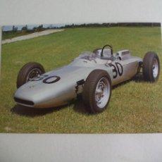 Postales: 1962 PORSCHE 804 POSTAL COCHE AUTOMOVILISMO O FORMULA 1 F1 POSTCARD THE DONINGTON COLLECTION. Lote 161187610