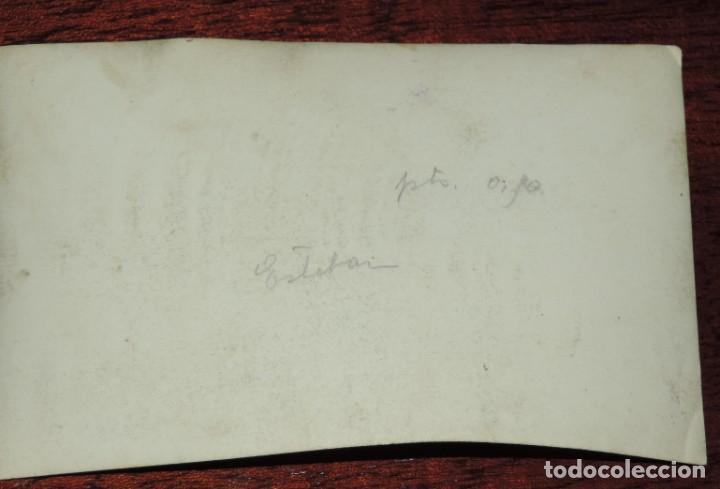 Postales: FOTOGRAFIA DE EXCURSION EN AUTOCAR, AUTOBUS DE S.A.T.A., CLUB ARTISTICO DEPORTIVO LA EQUITATIVA, MON - Foto 2 - 165713610