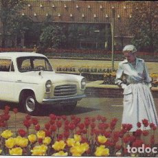 Postales: POSTAL * PEUGEOT * MADE IN ENGLAND. Lote 165946018