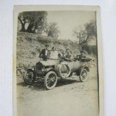 Postales: CATALUNYA-COCHE-AUTOMOVIL-POSTAL FOTOGRAFICA-VER FOTOS-(60.682). Lote 168727632