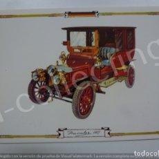 Postales: POSTAL. DAIMLER 1905. 8049/C. RAKER. NO ESCRITA. . Lote 171017138