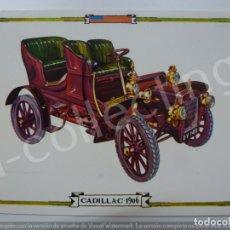 Postales: POSTAL. CADILLAC 1906. 8049/B. RAKER. NO ESCRITA. . Lote 171017184