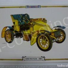 Postales: POSTAL. VAUXHALL 1905. 8049/D. RAKER. NO ESCRITA. . Lote 171017254