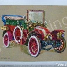 Postales: POSTAL. RENAULT PARK PHAETON. 1904. CYZ. NO ESCRITA.. Lote 171017597