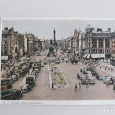 Postales: COCHES EN DUBLÍN . Lote 171138483
