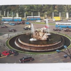 Postales: COCHES AUTOBUSES. Lote 171138585