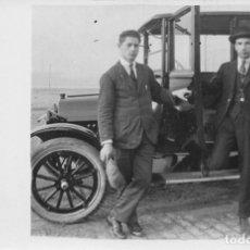 Postales: POSTAL FOTOGRÁFICA AÑO 1922. Lote 172139470