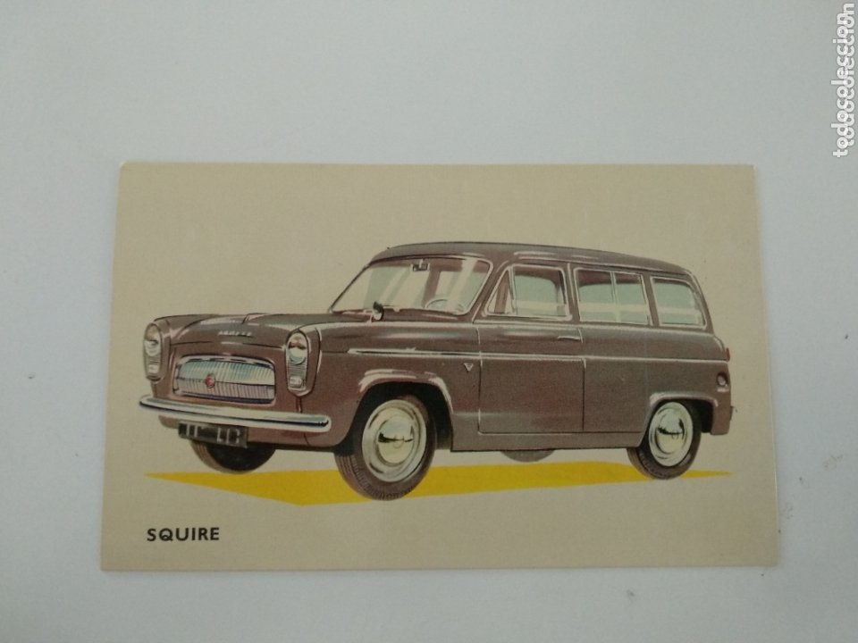 Postales: Postal Ford Squire - Foto 1 - 173058669