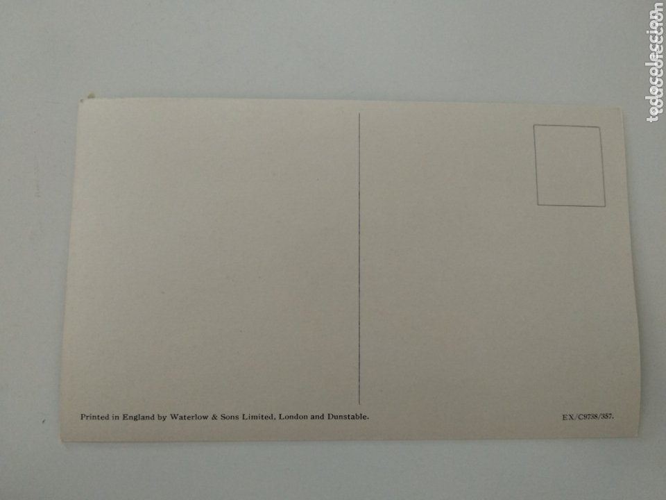 Postales: Postal Ford Consul - Foto 2 - 173059554