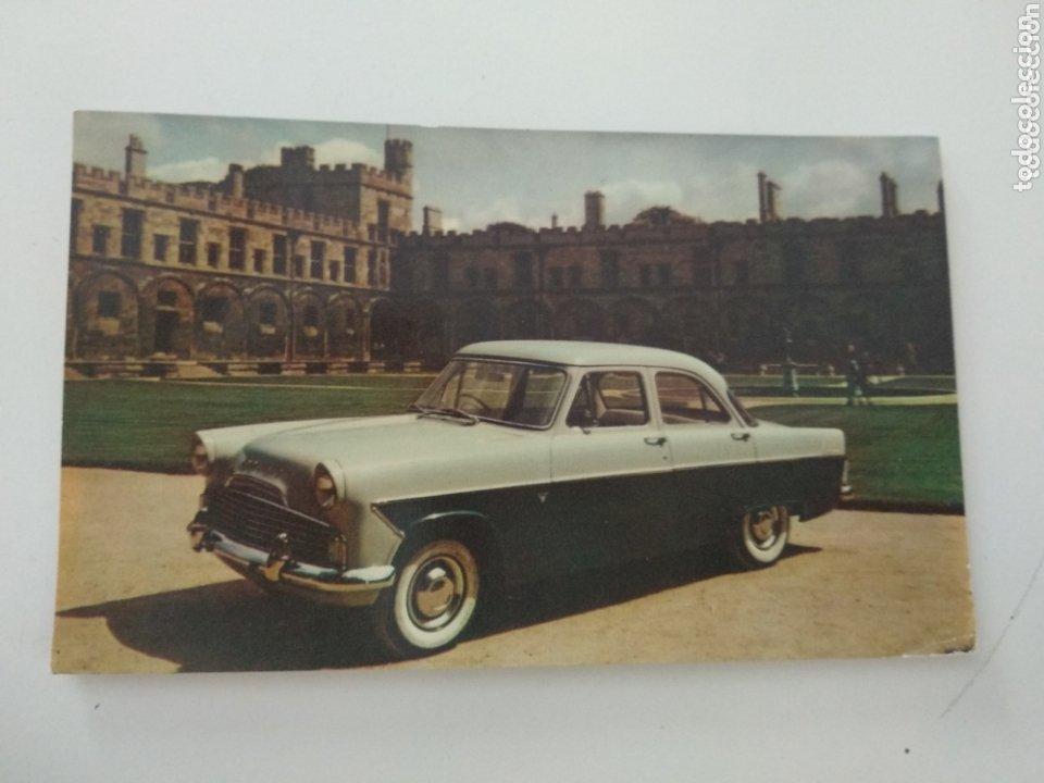 POSTAL FORD ANTIGUO (Postales - Postales Temáticas - Coches y Automóviles)
