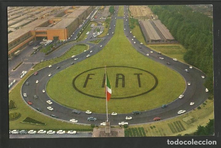FIAT MIRAFIORI-POSTAL PUBLICITARIA COCHE-VER REVERSO-(61.969) (Postales - Postales Temáticas - Coches y Automóviles)