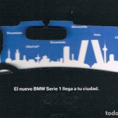 Postales: BMW SERIE 1, VER DESPLEGADA. Lote 177371328