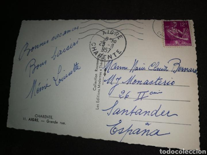 Postales: POSTAL ANTIGUA CALLE, COCHES - Foto 3 - 177751377