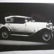 Postales: POSTAL GRANDE EDICION ESPECIAL MERCEDES BENZ -TOURER 1920. Lote 178627996