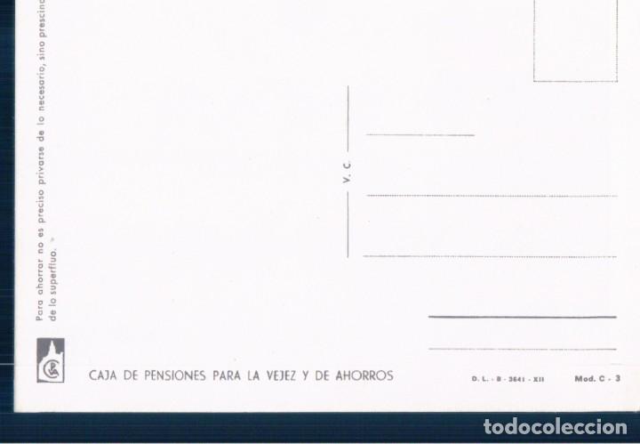 Postales: COCHES CLASICOS VAUXHALL 1904 - CAJA PENSIONES- - Foto 2 - 179072612