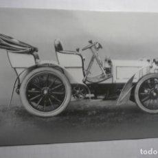 Postales: POSTAL GRANDE MERCEDES BENZ EDICION - MERCEDES 1901 . Lote 179077361