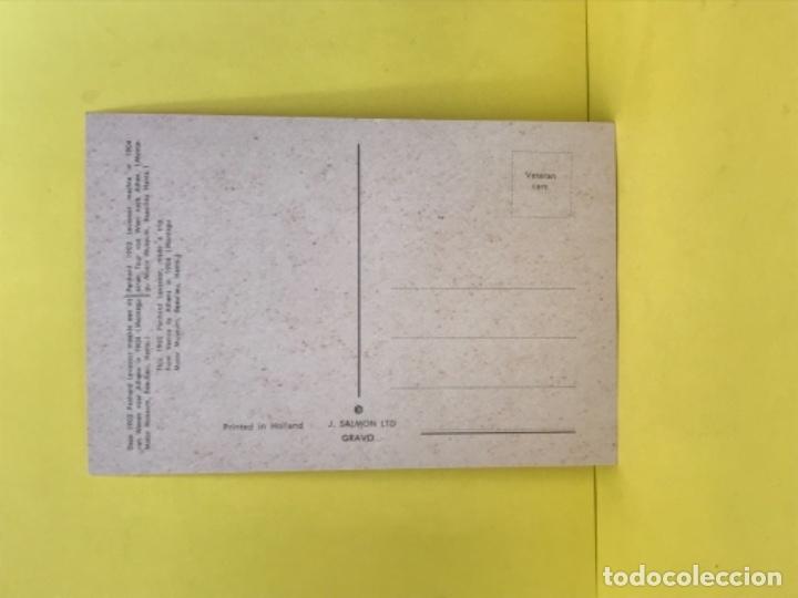Postales: Panhard levassor 1902 descapotable foto postal en marco de carton impecable coche clasico - Foto 5 - 179086653