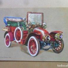 Postales: POSTAL - COCHES - RENAULT PARK PHAETON, 1904 - RENAULT PARK PHAETON, 1904 - ED. C Y Z. Lote 181139562