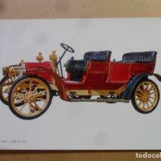 Postales: POSTAL - COCHES - BRIXIA ZÜST, 1908 10 H P - ED. C Y Z. Lote 181139875