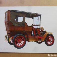 Postales: POSTAL - COCHES - MARTIN LE TIMONNIER, 1904 ''SULTAN' - ED. C Y Z. Lote 181139972