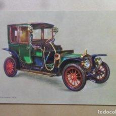 Postales: POSTAL - COCHES - PANHARD & LEVASSOR, 1912 - ED. C Y Z. Lote 181140115