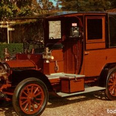 Postales: 1908 UNIC TAXICAB FRENCH. Lote 182976391