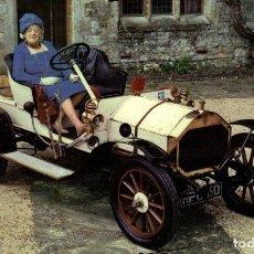 Postales: 1909 HUMBER BRITISH. Lote 182977395