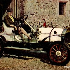 Postales: 1909 HUMBER WITH LADY MONTAGU. Lote 182984620