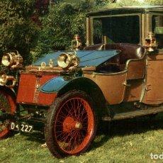 Postales: 1908 LANCHESTER BRITISH. Lote 182986923