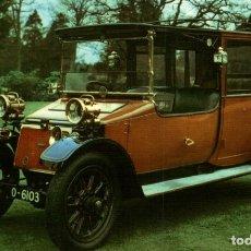 Postales: 1910 LANCHESTER BRITISH. Lote 182986963