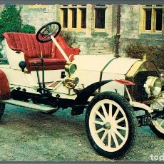 Postales: SIZAIRE ET NAUDIN, RUABOUT SPORT DEL AÑO 1908, POSTAL FRANCESA. Lote 183291627