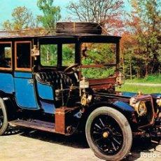 Postales: PANHARD & LEVASSOR DEL AÑO 1908, POSTAL FRANCESA. Lote 183397857